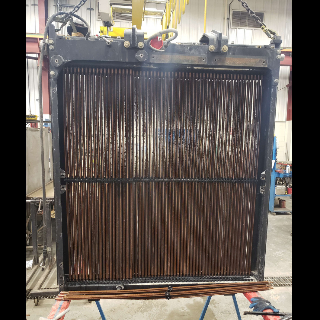 What's wrong with your radiator?